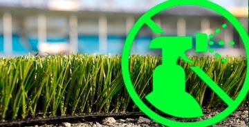cesped sintético sin pesticidas
